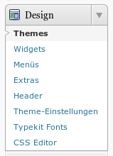 appearance themes